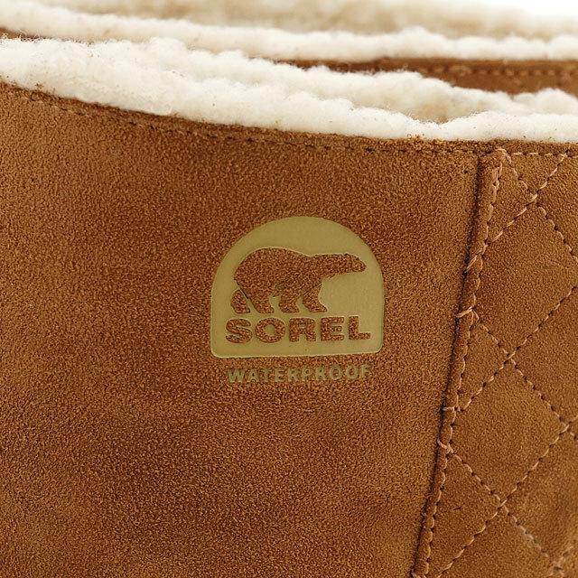 【送料無料】ソレル SOREL GLACY グレイシー ELK スノーブーツ レディース 靴 [NL1975-286 FW15]