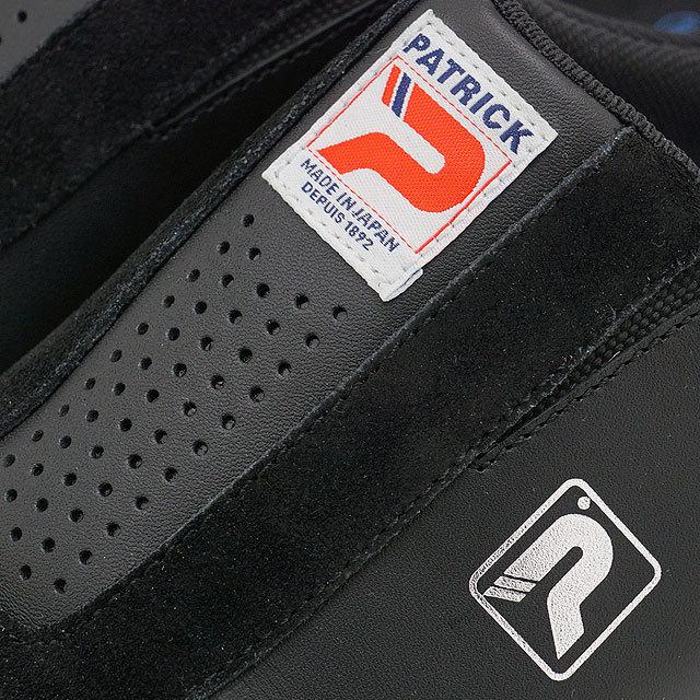 【返品送料無料】パトリック PATRICK スニーカー リバプール・ミュール LIVER-MULE [721041 SS21] メンズ・レディース 日本製 サンダル BLK ブラック系/シーズン限定