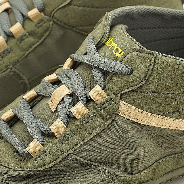 【送料無料】ビブラムファイブフィンガーズ メンズ Vibram FiveFingers ハイキング アウトドア カジュアル向け 5本指シューズ V-TREK ベアフット Military/Dark Grey 靴 [18M7402 SS18]