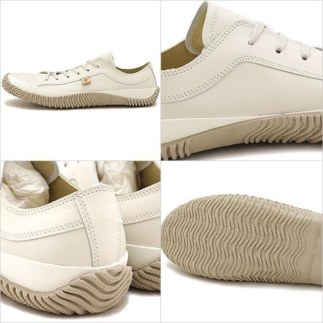 【返品送料無料】スピングルムーブ スピングル ムーヴ SPINGLE MOVE SPM-110 SPM110 カンガルーレザー アイボリー 靴