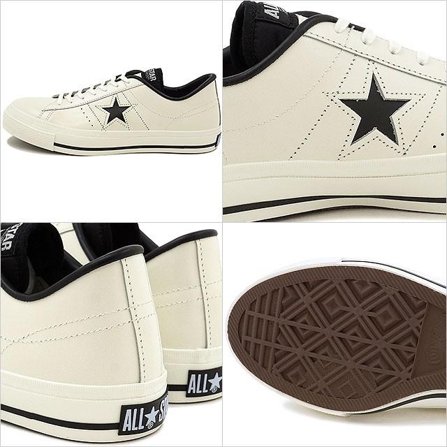 【送料無料】コンバース ワンスター J ホワイト/ブラック CONVERSE ONE STAR J 32346510【e】