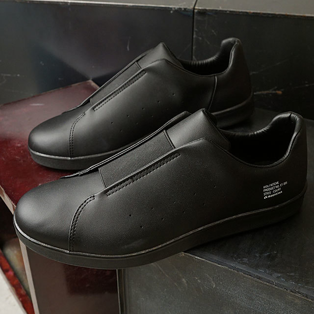 【送料無料】ムーンスター エイトテンス moonstar 810s スニーカー キッチン ET001 KITCHE [54410016 SS20] メンズ レディース シューズ 靴 BLACK ブラック系