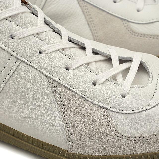 【送料無料】リプロダクション オブ ファウンド ジャーマントレーナー REPRODUCTION OF FOUND メンズ レディース ミリタリースニーカー 靴 1700L WHITE