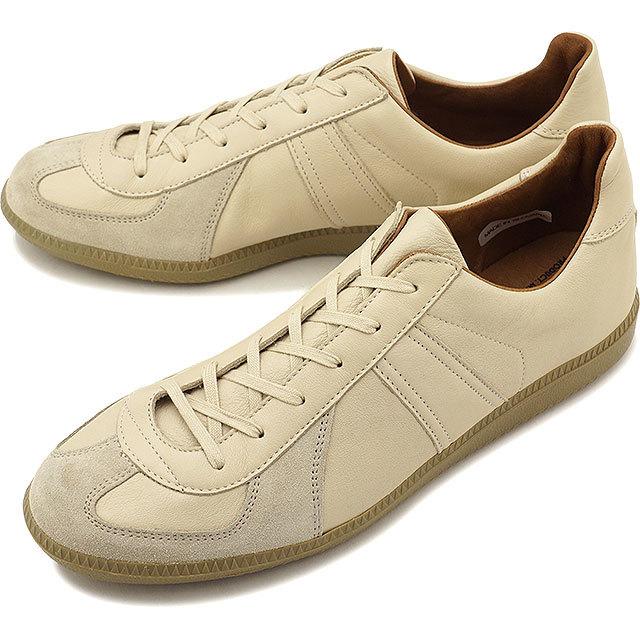 【送料無料】リプロダクション オブ ファウンド ジャーマントレーナー REPRODUCTION OF FOUND メンズ レディース ミリタリースニーカー 靴 1700L PANNA