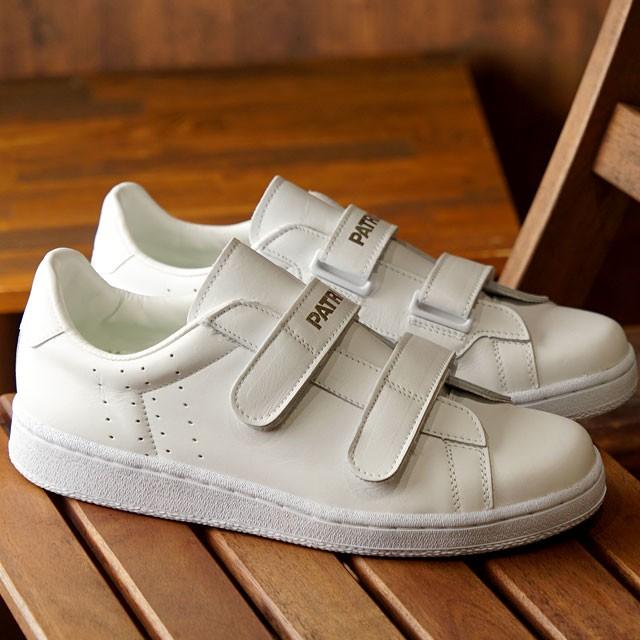 【返品送料無料】PATRICK パトリック スニーカー メンズ レディース 靴 OCEAN オーシャン ホワイト(9540)日本製 Made in Japan
