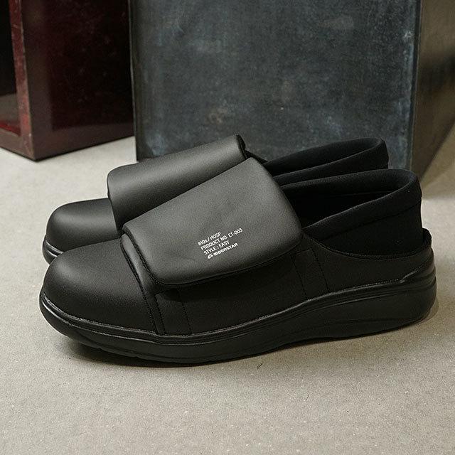 【送料無料】ムーンスター エイトテンス moonstar 810s スニーカー ホスピタル ET003 HOSP [54410036 SS20] メンズ レディース シューズ 靴 BLACK ブラック系