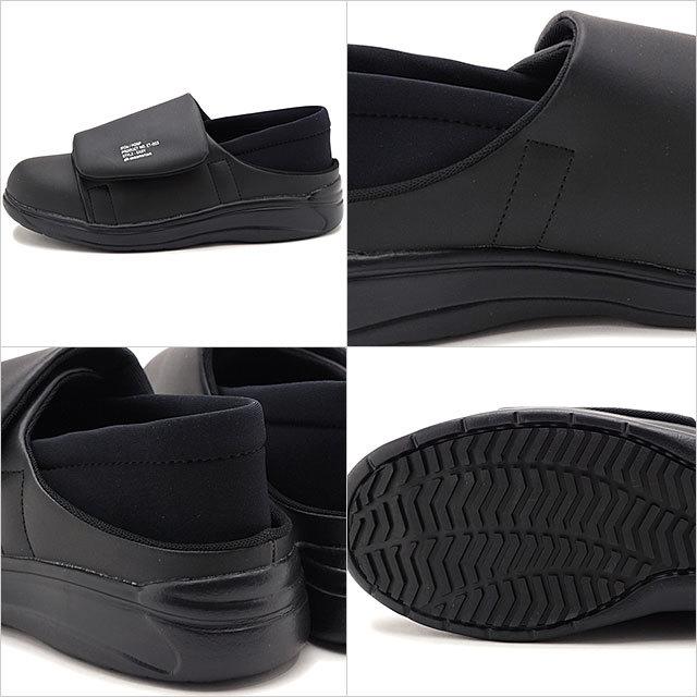 ムーンスター エイトテンス moonstar 810s スニーカー ホスピタル ET003 HOSP [54410036 SS20] メンズ レディース シューズ 靴 BLACK ブラック系