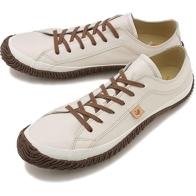 【返品送料無料】スピングルムーブ スニーカー 靴 SPM-110 SPINGLE MOVE LIGHT BEIGE カンガルーレザー スピングル ムーヴ