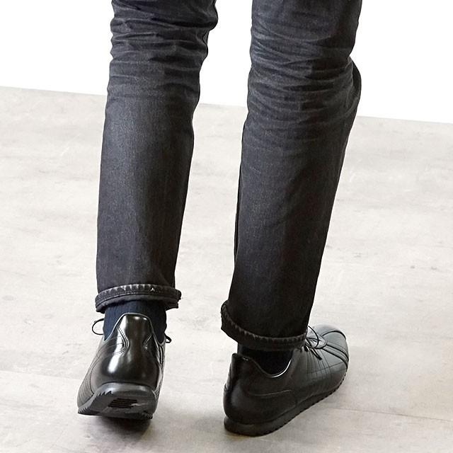 【返品送料無料】【限定復刻】パトリック PATRICK シュリー ラグジュアリー SULLY-FM/LX メンズ スニーカー ビジネス 日本製 靴 BLK ブラック系 [26529]