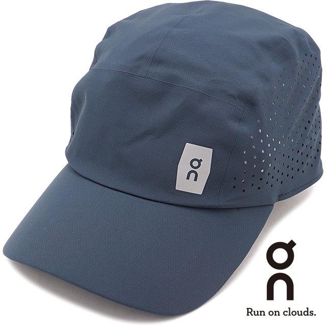 【送料無料】オン On ライトウェイトキャップ Lightweight Cap [301.00016 SS21] メンズ・レディース ランニングキャップ 帽子 フリーサイズ ネイビー ネイビー系