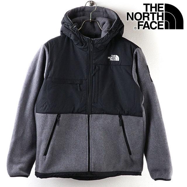 【送料無料】【15%OFF/SALE】ノースフェイス THE NORTH FACE メンズ デナリフーディ Denali Hoodie [NA72052 FW20] TNF アウター フリース ジップアップパーカー Z ミックスグレー グレー系【ts】