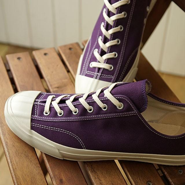 【送料無料】ムーンスター ファインバルカナイズド moonstar FINE VULCANIZED 国産スニーカー ジムクラシック GYM CLASSIC [54321411 SS20] メンズ・レディース MADE IN KURUME メイドイン久留米 靴 PURPLE パープル系