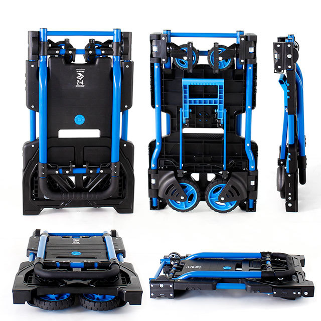 【送料無料】花岡車輌 HANAOKA SELECT フラットカートツーバイフォー [F-CART 2×4] はなおかしゃりょう 台車 折り畳み式 アウトドア キャンプ スポーツ 買い物 オシャレ