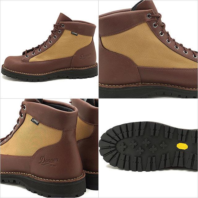 【送料無料】Danner ダナー マウンテンブーツ レディース WS DANNER FIELD ウィメンズ ダナー フィールド DARK BROWN/BEIGE 靴 (D121004 SS18)