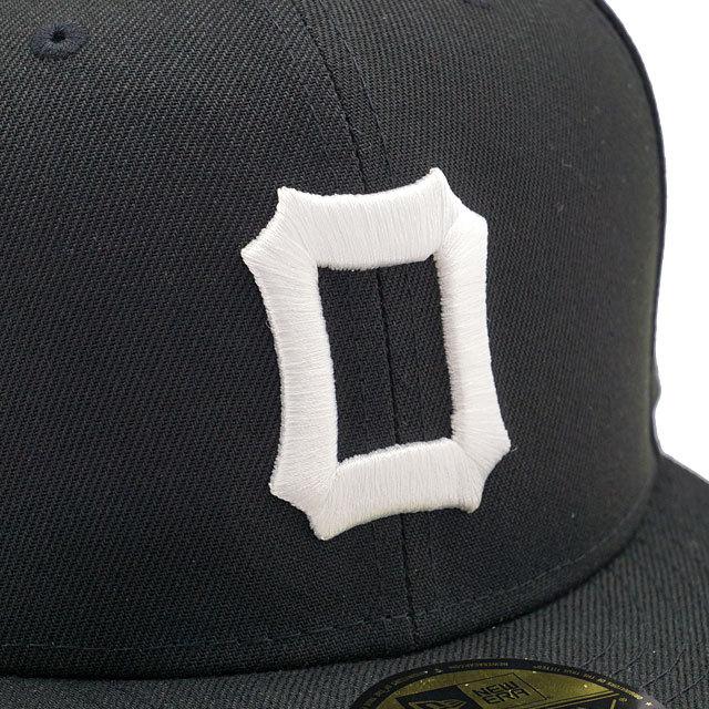 【送料無料】NEWERA ニューエラ NEWERA キャップ NPB CLASSIC 59FIFTY 日本プロ野球 クラシック フィフティーナインフィフティー 大阪タイガース ブラック/ホワイト[12746967]