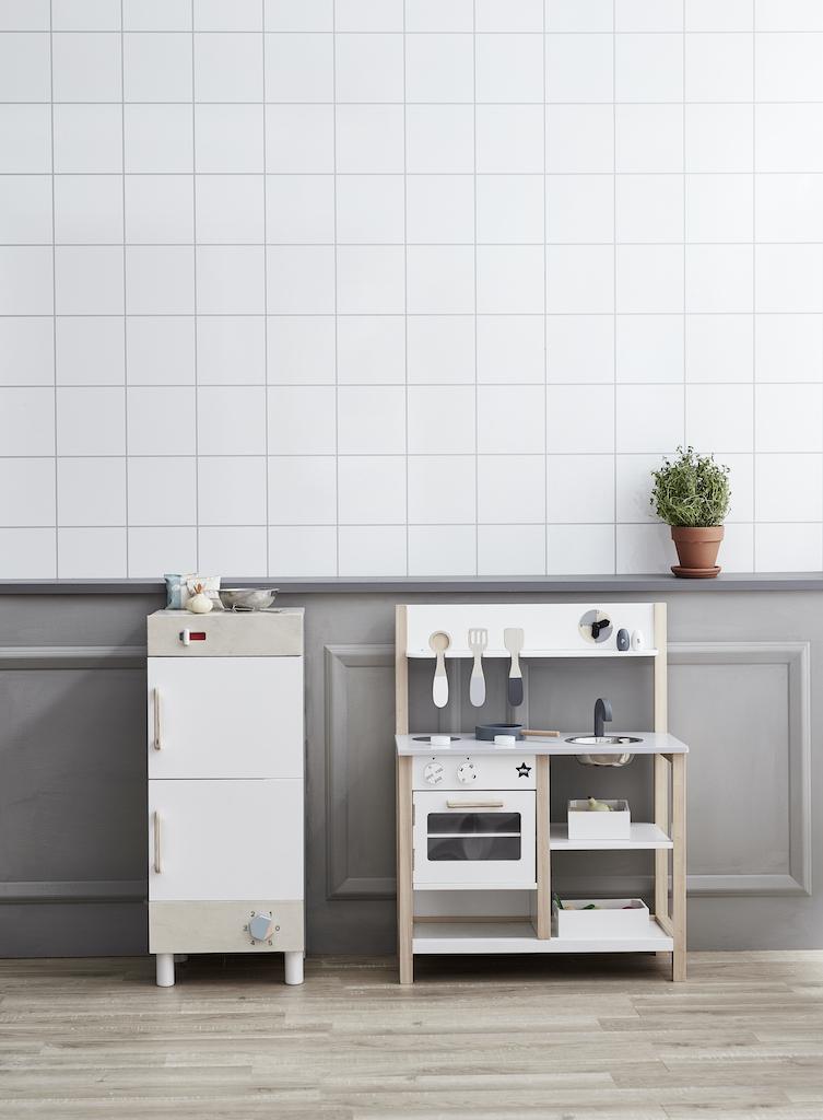 Kid'sConcept Kitchen Natural White(キッズコンセプト キッチン)