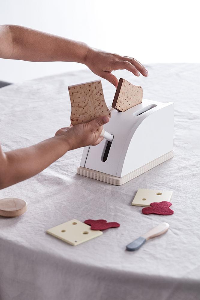 Kid'sConcept Toaster(キッズコンセプト トースター)