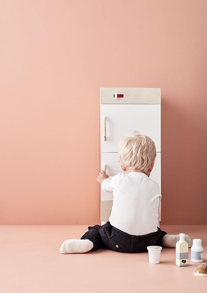 Kid'sConcept Fridge & Freezer(キッズコンセプト フリーズ&フリーザー)