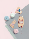 CROSS-STITCH FRIEND-CAT (クロスステッチ フレンド キャット)
