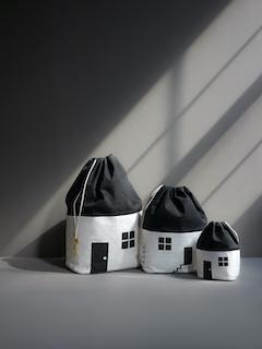 HOUSE STORAGE BAG-Small (ハウスストレージバッグ スモール)