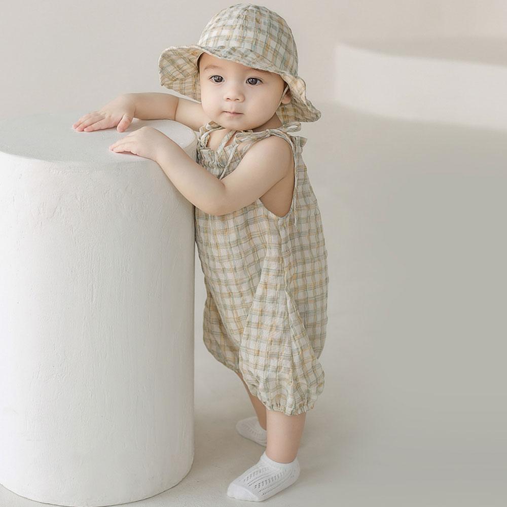 【ネコポス対応】パンシーロンパース・オーバーオール【ベビー】【キッズ】【正規品】赤ちゃん服 ベビー服 韓国こども服 韓国子供服 写真撮影
