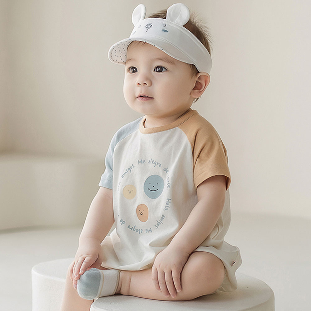 【ネコポス対応】プレンオーバーオール・サロペット【HAPPY PRINCE正規品】韓国子供服★ベビー服