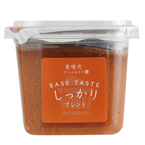 No.4 しっかり 美噌元ブレンド味噌(E-004)