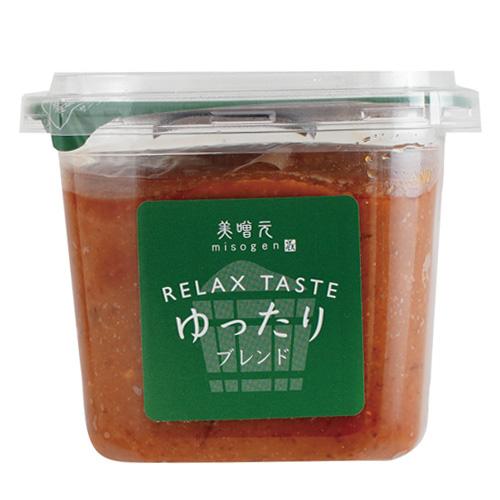 No.3 ゆったり 美噌元ブレンド味(E-003)