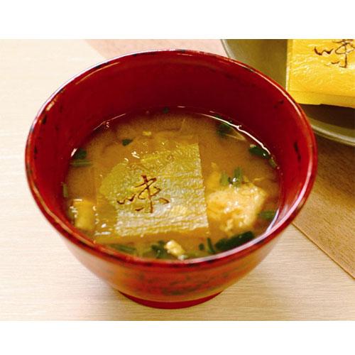 <仏事・弔事用>美噌汁最中、湯葉で包んだお味噌汁 21食セット(BH-21)