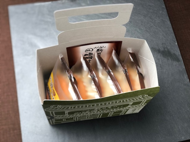 【杜のマドレーヌ】5個入手提げ箱