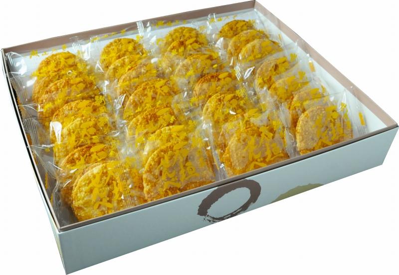【石垣せんべい】40袋入箱