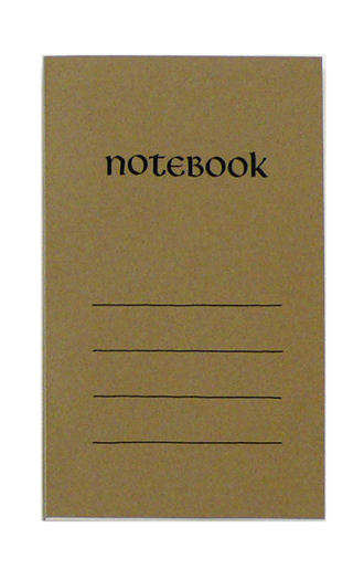 Paperback Notebook * くるみ