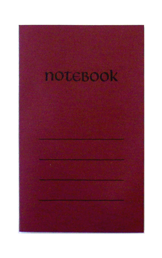 Paperback Notebook * ぶどう