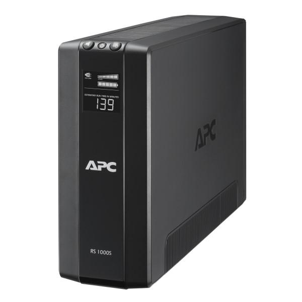 BR1000S-JP  APC RS 1000VA Sinewave Battery Backup 100V【送料無料!(沖縄・離島は除く)】