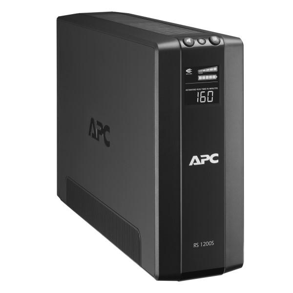 BR1200S-JP APC RS 1200VA Sinewave Battery Backup 100V【送料無料(本州のみ)】