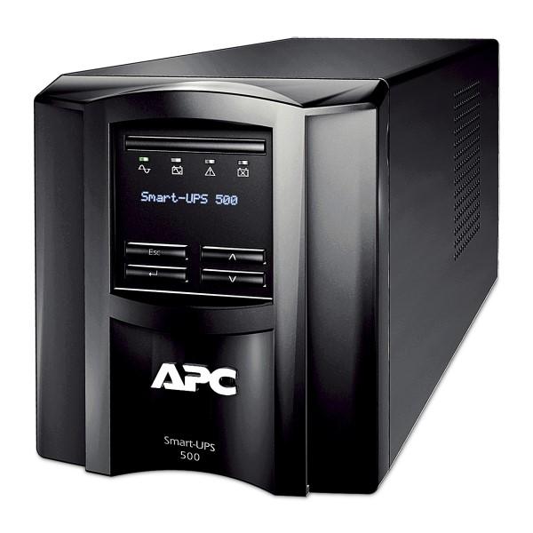 SMT500J  正規2年間保証 APC SMT500J Smart-UPS 500 LCD 100V  [黒]