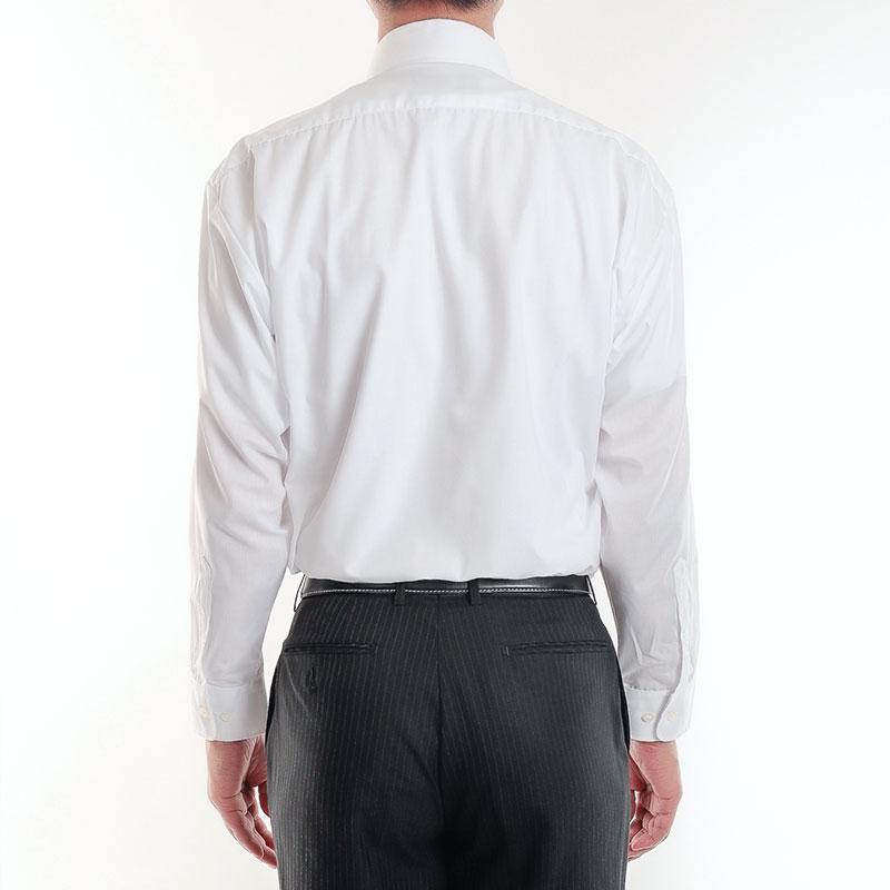 形態安定 レギュラーカラー ワイシャツ 長袖 【ARVENSIS THE CLASSIC】