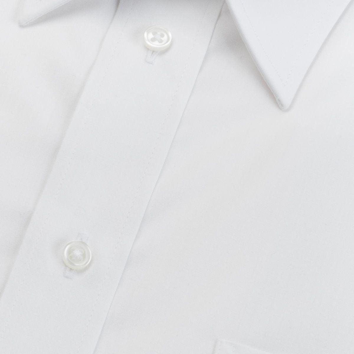抗菌防臭・形態安定 レギュラーカラー ワイシャツ 半袖 【HAVEL Classic & Basic】