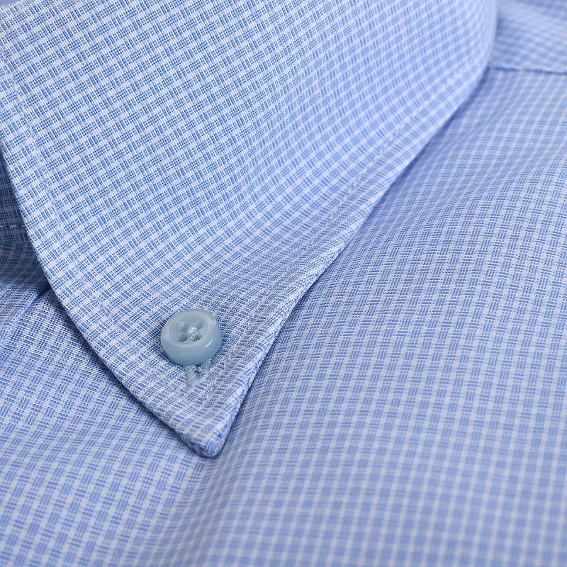 形態安定 ボタンダウン ワイシャツ 半袖 【TRAD SHIRT】
