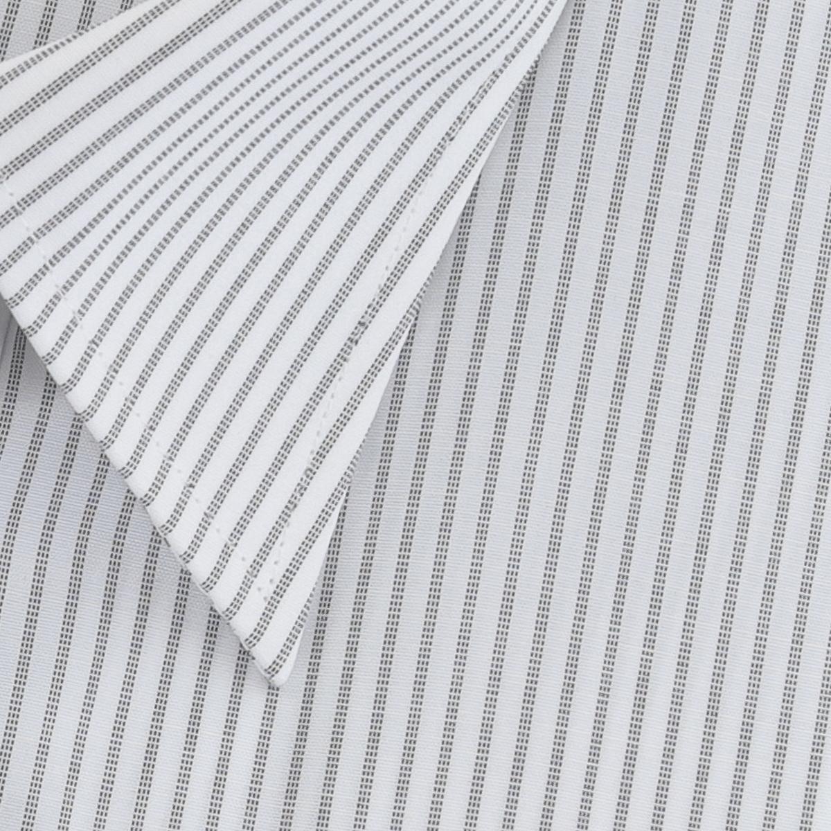 形態安定 レギュラーカラー ワイシャツ 長袖 【GERMINATE】