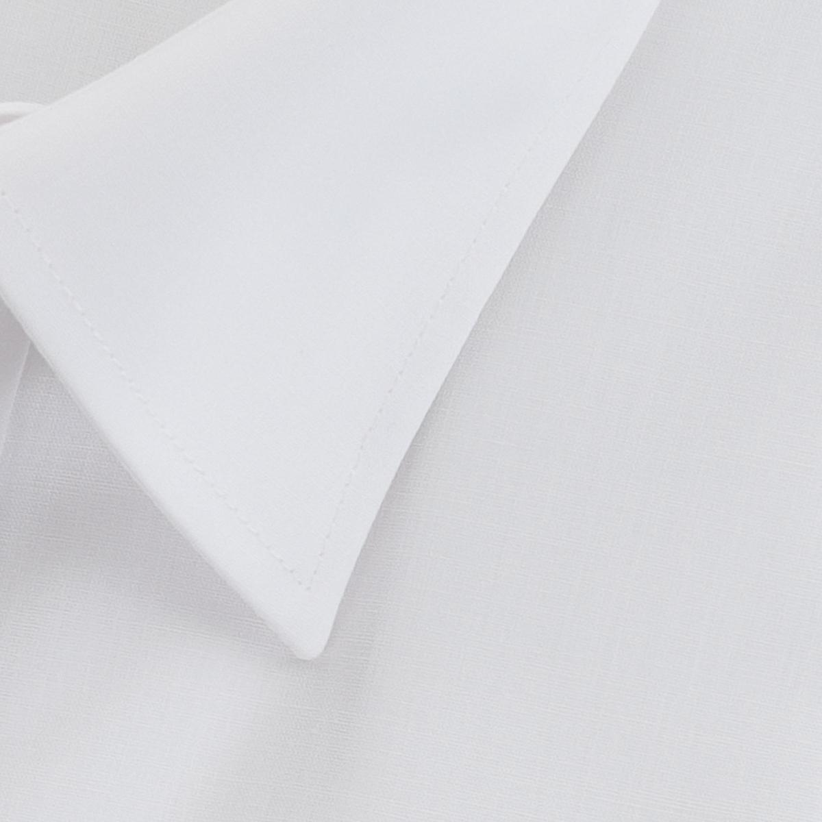 形態安定 防汚 ワイド ワイシャツ 長袖 【LADE ASTON】