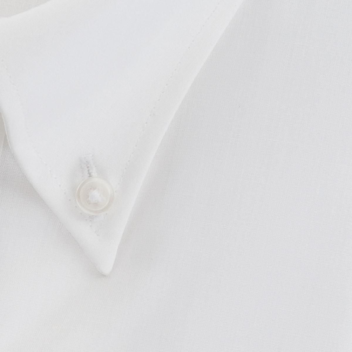 形態安定 防汚 ボタンダウン ワイシャツ 長袖 【LADE ASTON】