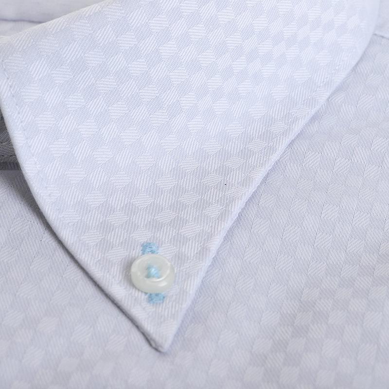 襟想・形態安定 ボタンダウン ワイシャツ 半袖 【HAVEL Comfort Collection】