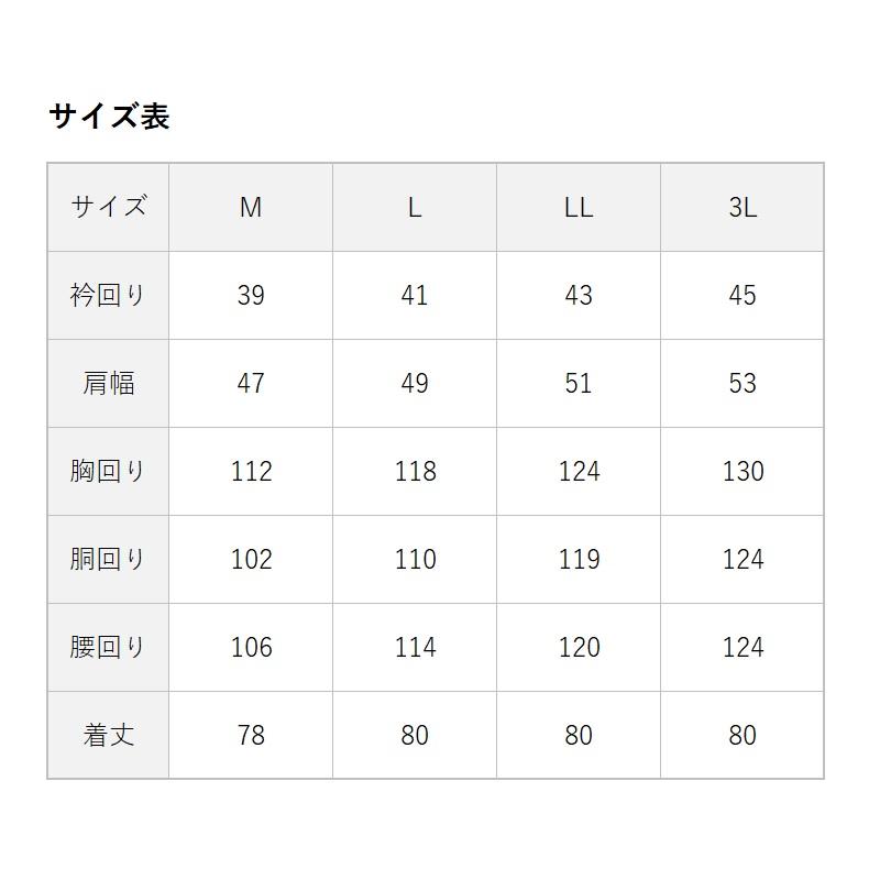 形態安定 ワイド ワイシャツ 長袖 【PLAYBOY】