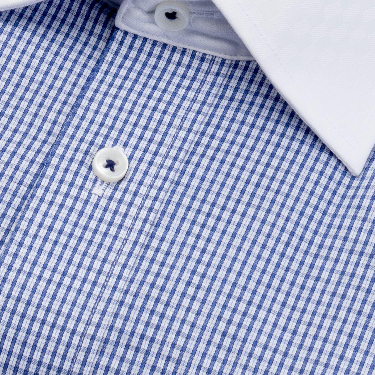 ピタッポ・形態安定 クレリックワイド ワイシャツ 長袖 【altblow classic】