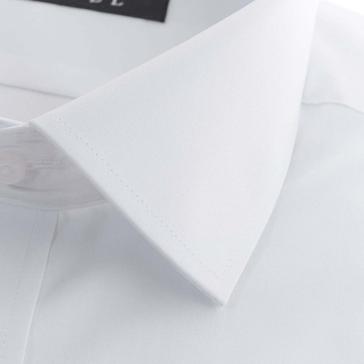 抗ウィルス加工・形態安定 セミワイド ワイシャツ 長袖 【HAVEL】