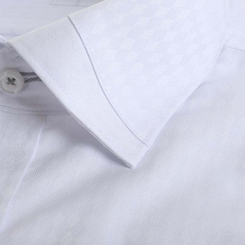シャキッと!Vゾーン・形態安定 ホリゾンタルワイド ワイシャツ 半袖 【HAVEL Comfort Collection】