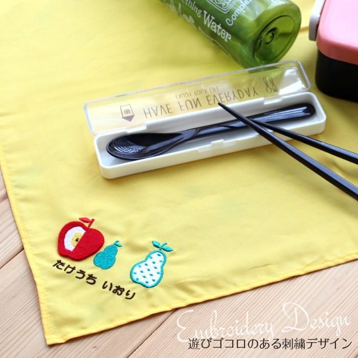 みつばリーフ+Sewingシリーズ『ランチクロス』