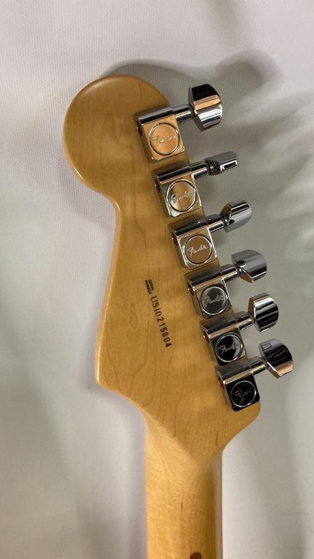 u46171 FenderUSA [American Standard Stratocaster / BLK] 中古 エレキギター