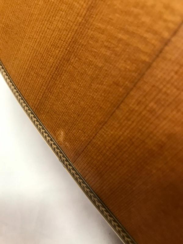u46329 キャッツアイ [CE60TN] 中古 フォークギター 表面ヒビ有